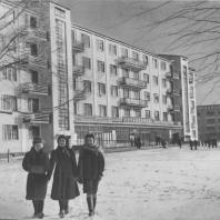 Сталинск. Проспект имени Молотова