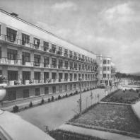 Кисловодск. Санаторий