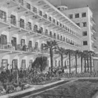 Сочи. Санаторий. Б.В. Ефимович. 1935