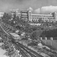 Сочи. Санаторий имени К.Е. Ворошилова. 1934