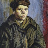 Ф.С. Богородский. Беспризорный. 1925 г. Москва, Третьяковская галерея