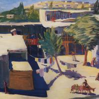 М.С. Сарьян. Старый Ереван. 1928 г. Ереван, Музей города